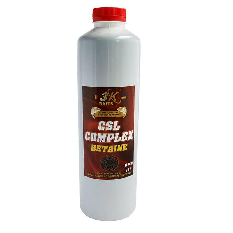 """Кукурудзяний лікер """"CSL Complex + Betaine"""", 1000мл"""
