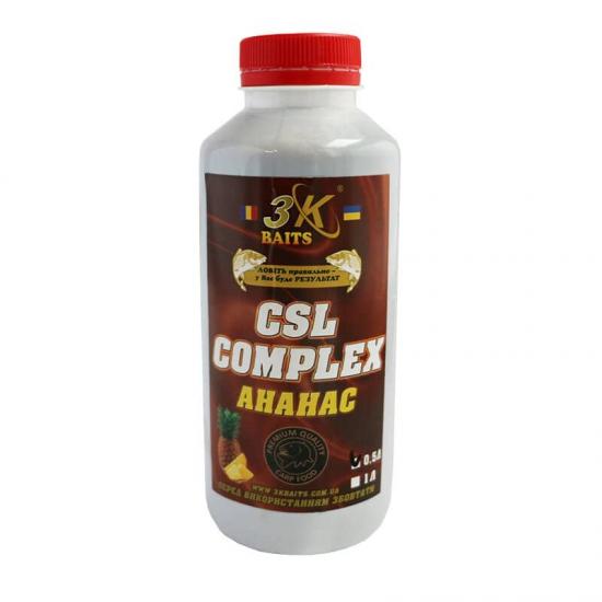 "Кукурудзяний лікер ""CSL Complex"" (Ананас), 500мл"