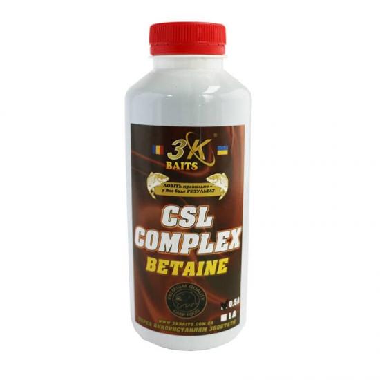"""Кукурудзяний лікер """"CSL Complex + Betaine"""",  500мл"""