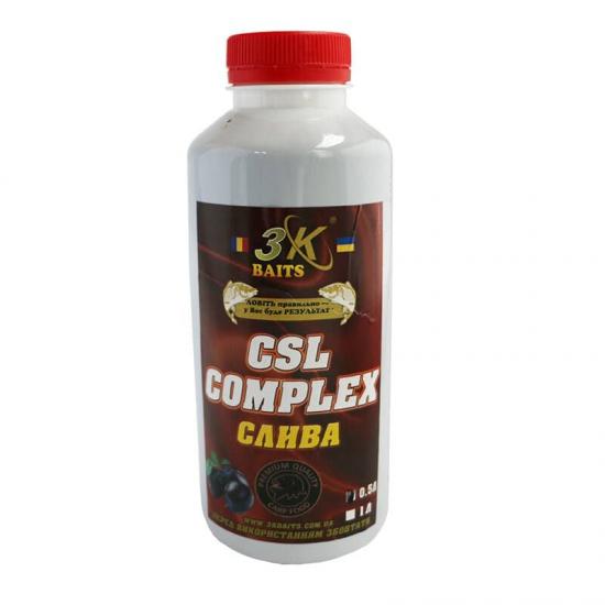 """Кукурудзяний лікер """"CSL Complex"""" (Слива), 500мл"""