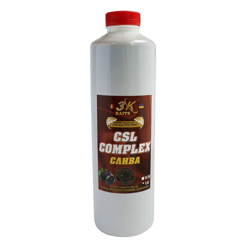 """Кукурудзяний лікер """"CSL Complex"""" (Слива), 1000мл"""