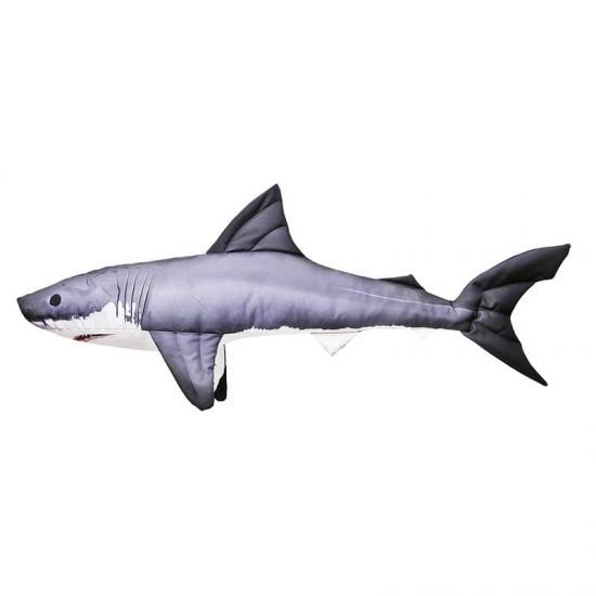"""Подушка-iграшка """"MEGA Акула""""  (180*50см)"""