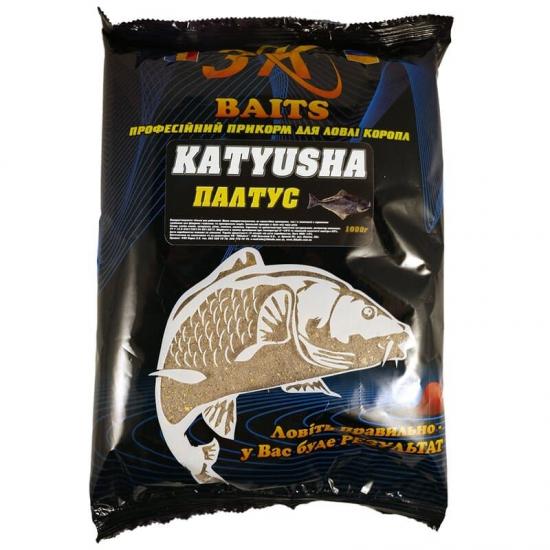 """Суха суміш """"KATYUSHA"""" (палтус), 1000г"""