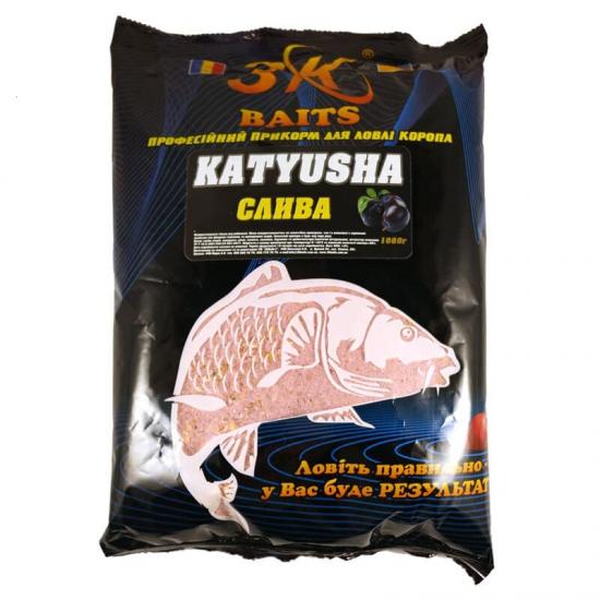 "Суха суміш ""KATYUSHA"" (слива), 1000г"