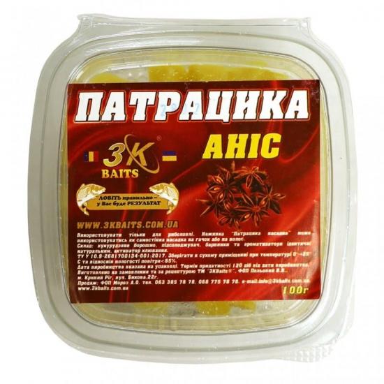 Патрацика насадна (аніс), 100г