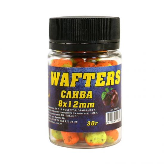 Бойл Wafters 8*12мм (слива) 30г