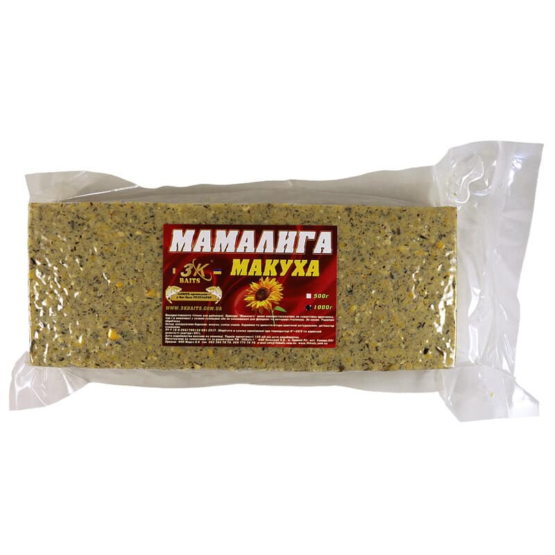 Мамалига універсальна (макуха), 1000г