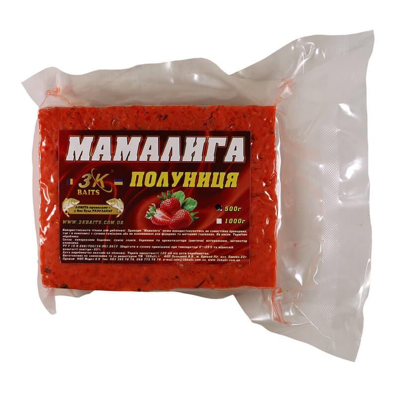 Мамалига універсальна (полуниця), 500г