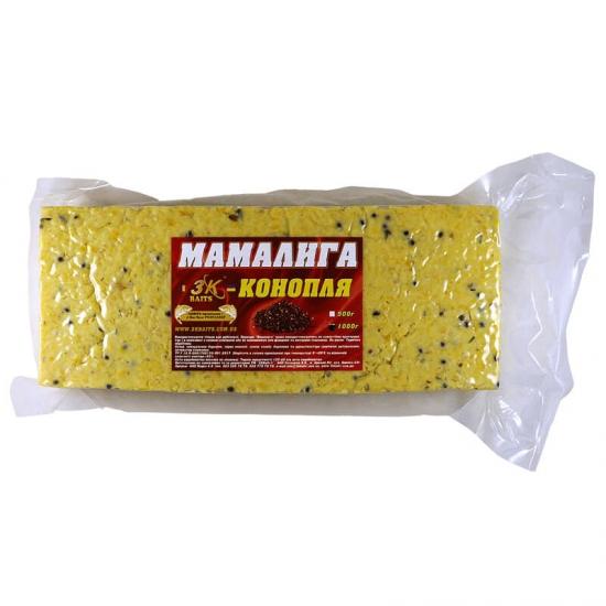 Мамалига універсальна (конопля), 1000г