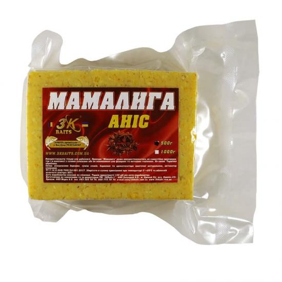 Мамалига універсальна (аніс), 500г