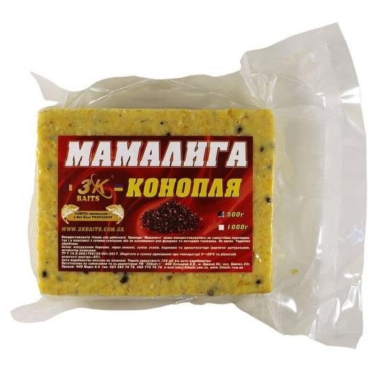 Мамалига універсальна (конопля), 500г