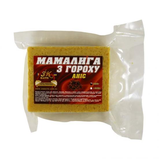 Мамалига з гороху (аніс), 500г