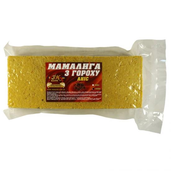 Мамалига з гороху (аніс), 1000г
