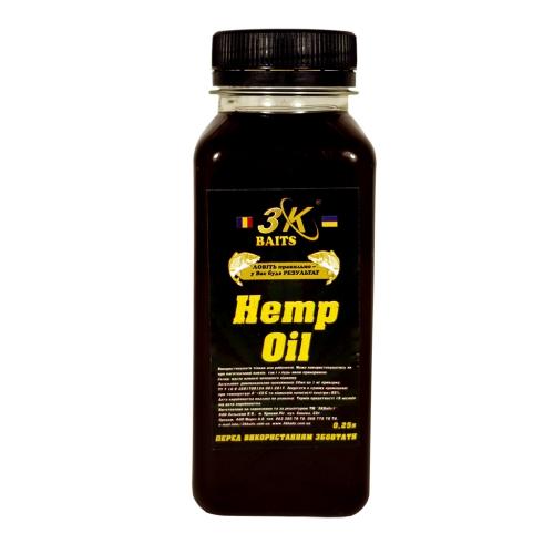 Конопляне масло (натуральна), 250мл