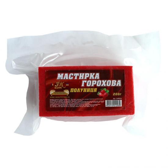 Мастирка горохова (полуниця), 200г