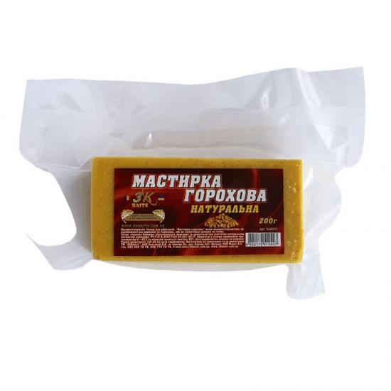 Мастирка горохова (натурал), 200г