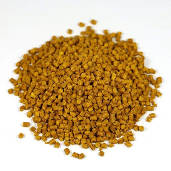Pellets 2мм (мед) 0,8 кг